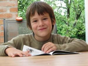 Lesen ist die Grundlage für Lernen